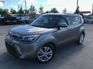 2015 Kia Soul EX / 2.0L / *AUTO* / ALLOY WHEELS