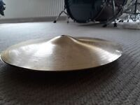 Used hi-hat cymbals from Mapex Tornado drum kit
