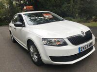 Skoda Octavia, 1.6 Diesel, 2014 !!! FREE Road Tax, Excellent on fuel ****bargain****