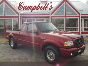 2008 Ford Ranger SPORT!! EXT.CAB!! ALLOYS!! NEWLY INSPECTED!!