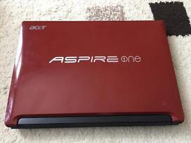 Acre aspire one laptop