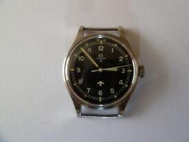 Omega 53 FA Military watch