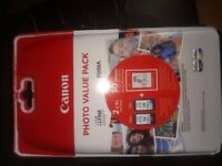 Canon PG-540XL CL-541XL Photo Value Pack.
