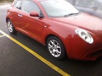 ALFA ROMEO MITO 1.4 TURBO, 59 PLATE, BARGAIN £1995, PART EX POSSIBLE!!