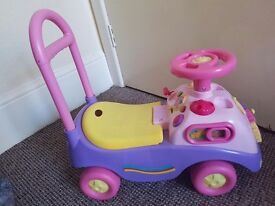 Girls toy car for sale