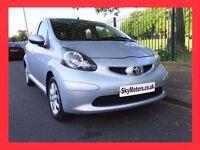 (20 Pound Tax) --- 2008 Toyota Aygo 1.0 VVT-i Platinum 5 Door ------- CHEAP on insurance Fuel, Aygo