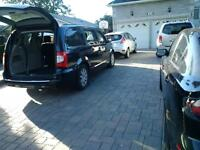 Car detailing interior shampoo and stain removal mobile