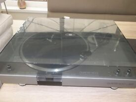Record player / Turntable BSR QUANTRA 600 Very retro.