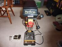 Perform Bench Drill. 250W 1400rpm Model CCD12S. Good Condition