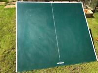 Kettler Table Tennis Folding Table