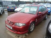MG Zs,1.6 cc petrol 5 door hatchback,clean tidy car,runs and drives well,