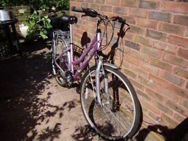 Bike / Bicycle, Land Rover Vignola Ladies Touring bicycle