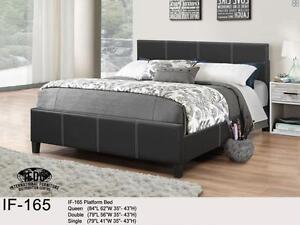 DELUXE QUEEN PLATFORM BEDS AND MATTRESSES - FREE SAME DAY  DELIVERY