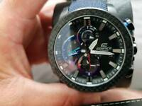 X2 casio edifice limited edition watches