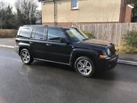 2010 4x4 Jeep Patriot 6speed diesel with service history