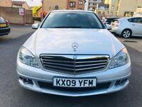 Mercedes-Benz, C CLASS, Saloon, 2009, Other, 2148 (cc), 4 doors