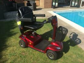 Invacare Leo motorbility scooter as new 2/3 years old hardly used
