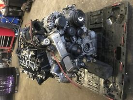 bmw 2.0 diesel engine fits 520 and 320