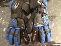 Men's Richa Leather Motorcycle gloves