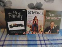 comedy dvd boxsets for sale