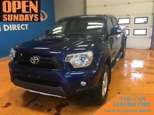 2015 Toyota Tacoma V6 TRD! LEATHER! NAVI! SPORT!