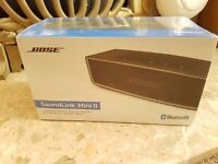 New BOSE SoundLink II Swap for a Good Phone