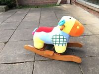 Rocking horse - great item suit 1-2 years old