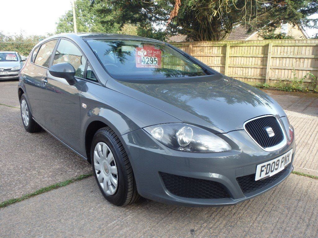 2009 Seat Leon 1.9tdi LOW MILEAGE