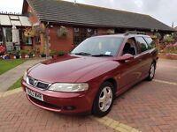 1999 Vauxhall Vectra GLS 2.0 16v cheap car