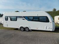 STERLING CONTINENTAL 645, 4 BERTH 2014, TWIN AXLE, LOWER PRICE FOR QUICK SELL