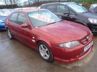 MG Zs,1.6 cc petrol 5 door hatchback,clean tidy car,runs and drives well,YY04ADV