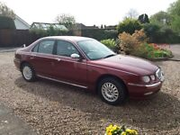 For Sale. Rover 75 Connoisseur 1.8 Petrol. Good condition. Well maintained.