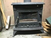 multi fuel wood burning boiler stove