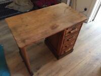 30s Children's antique desk.