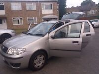 1.2 FIAT PUNTO 2006 YEAR MANUAL 61000 MILE MOT 09/06/18 HISTORY HPI CLEAR 3 MONTH WARRANTY CHEAP TAX