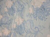 Custom Made Laura Ashley Curtains