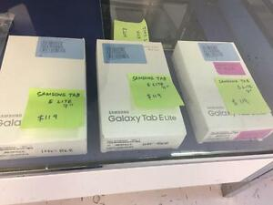 SAMSUNG TABLETS ON SALE