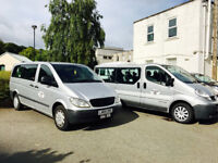 PHC FOR RENT 2 X 8 SEATER PRIVATE HIRE VEHICLES FOR RENT