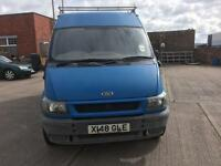 Ford transit medium roof long wheel base