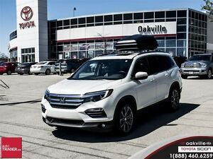 2016 Honda Pilot EX-L w/ RES, Moonroof and Leather