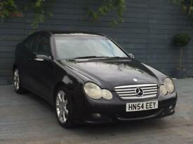 Mercedes C220 2.1 diesel automatic HPI clear