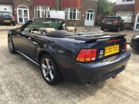 Ford Mustang Left Hand Drive - Convertible - Automatic
