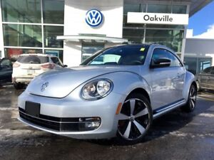 2013 Volkswagen Beetle Coupe 2.0T Turbo Sportline Leather Sunroo