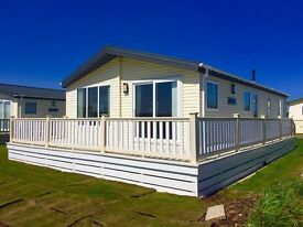 Lodge twin unit for sale in Skegness Lincolnshire Boston Chapel Not Haven Lincolnshire East Coast