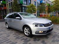 2011 Volkswagen Passat 2.0 TDI bluemotion Estate Full Service History Cheap TAX & Insurance