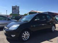 FORD FIESTA 1.4 *DECEMBER MOT *CAMBELT CHANGE *FULL BLACK LEATHER!!!