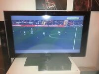 Samsung 37 inch full HD LED TV - (with dark image issue)