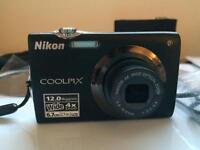 Digital Nikon camera for sale