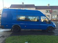 Looking for a 2.4 transit engine or full van mark 6