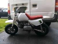 Jincheng MONKEY BIKE (Honda engine)